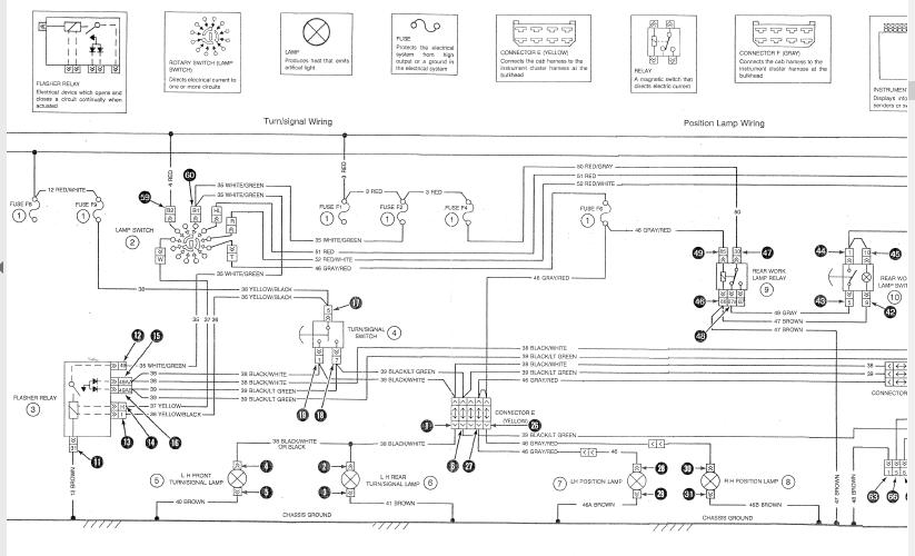Case Ih 885xl Anyone Got A Wiring Diagram General Ih Red Power Magazine Community
