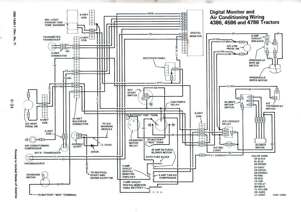 1086 digital tachometer - General IH - Red Power Magazine CommunityRed Power Magazine