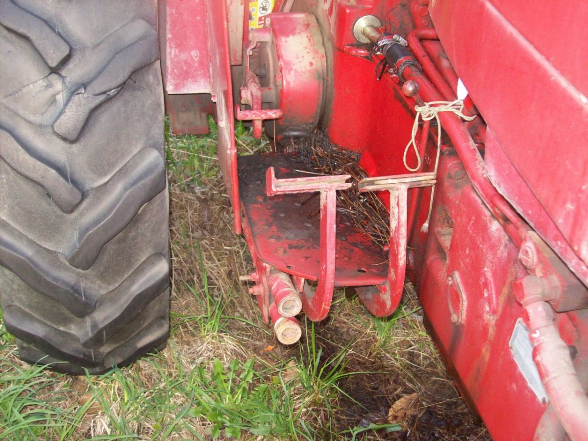 424 Lift Arms Not Working Right General Ih Red Power Magazine Community